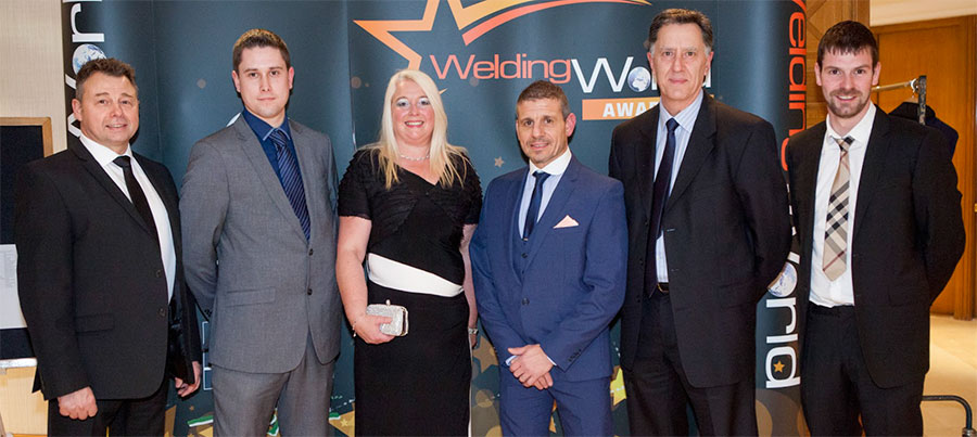 2016 Welding World Awards 2