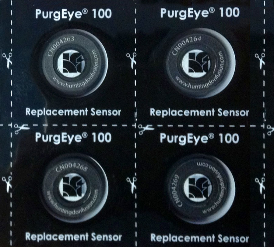PurgEye 100 IP65 Weld Purge Monitors Mark V MKV, MKIV, MKIII, Gas Analysers