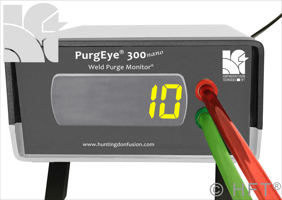 Argweld PurgEye 300 Nano Weld Purge Monitor and Sample Tubes