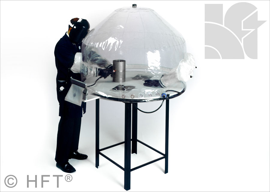 welding chamber, titanium welding, inert gas welding, additive manufacturing