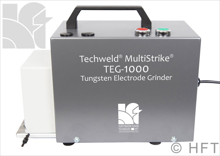 Techweld Tungsten Electrode Grinder TEG1000 TEG3 MultiStrikes Multi Strike Thoriated Tungstens Welding Rods