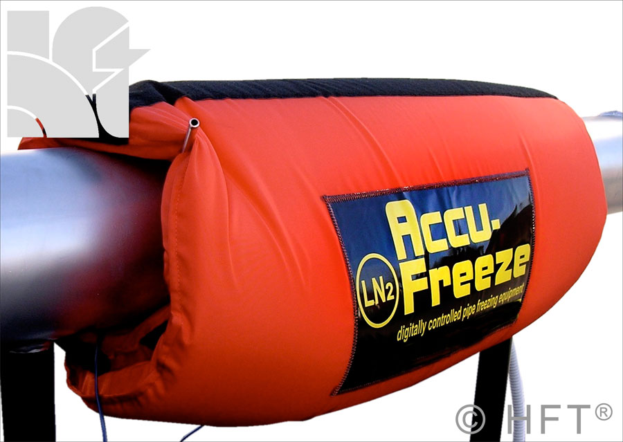02W Accu Freeze Pipe Freezing Systems