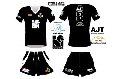 HFT rugby shirts